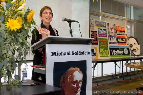 Michael Goldstein Remembered