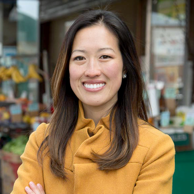 Board of Supervisors, District 4 Katy Tang