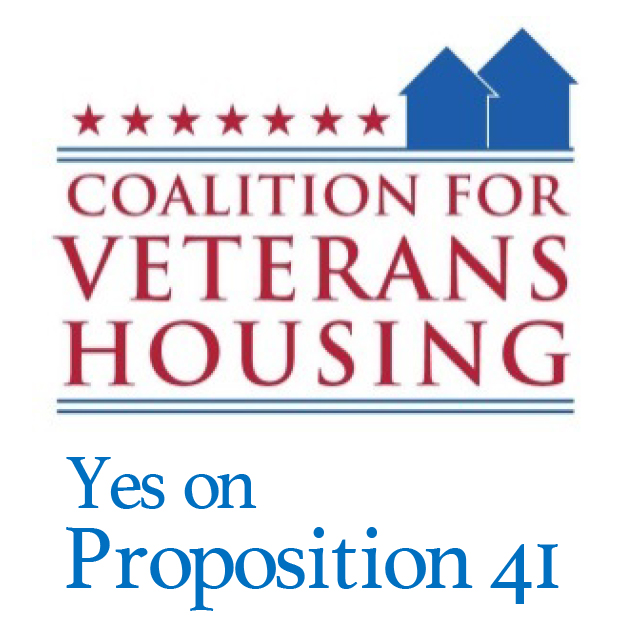 Yes on Proposition 41 - Veterans Housing and Homeless Prevention Act of 2014