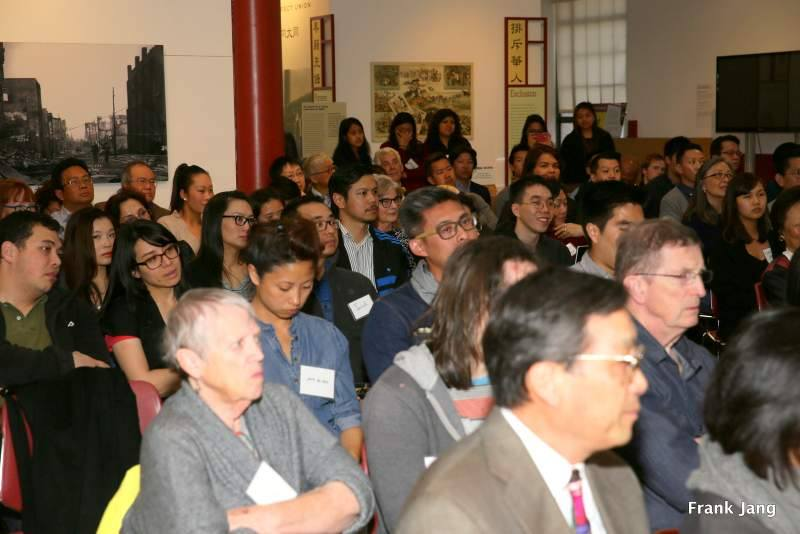 Photos: March 24th Event with Director Evan Jackson Leong