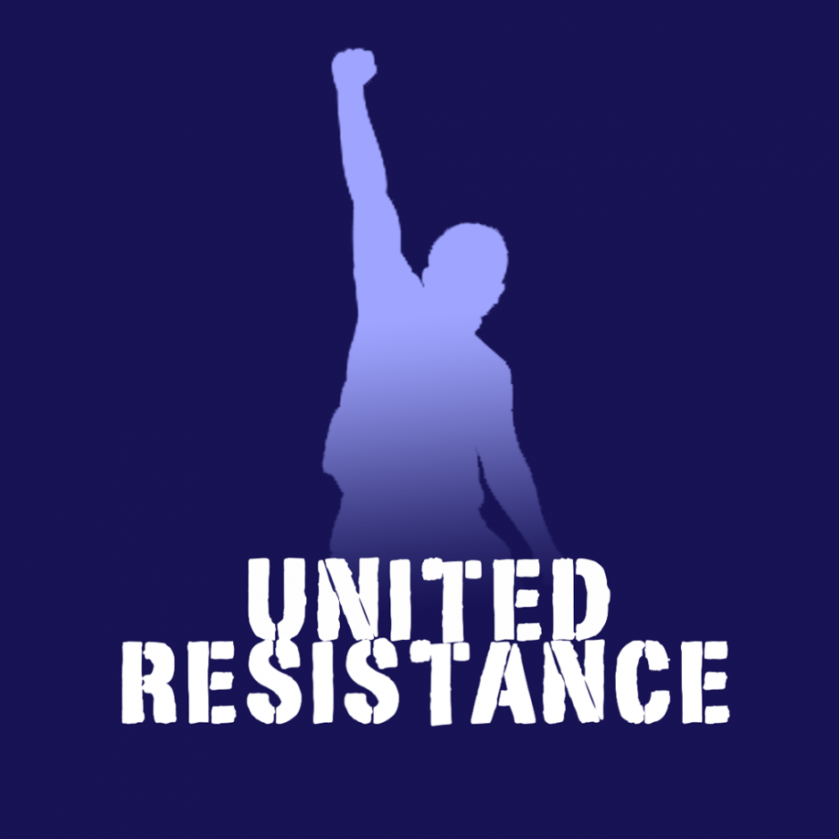 Vote for the United Resistance! AD 17
