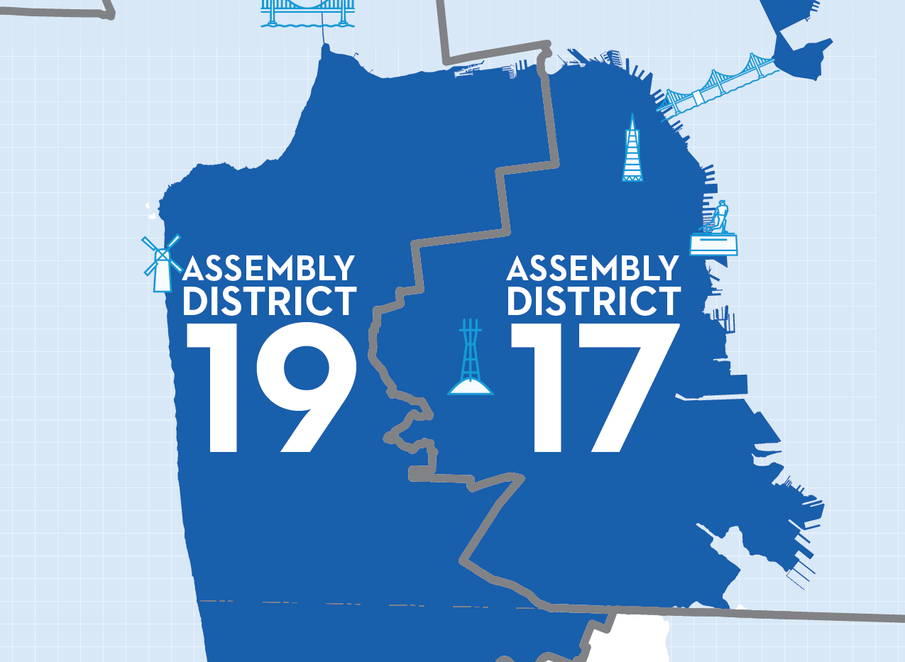 1/12-13: CA Dem Party Election 2019