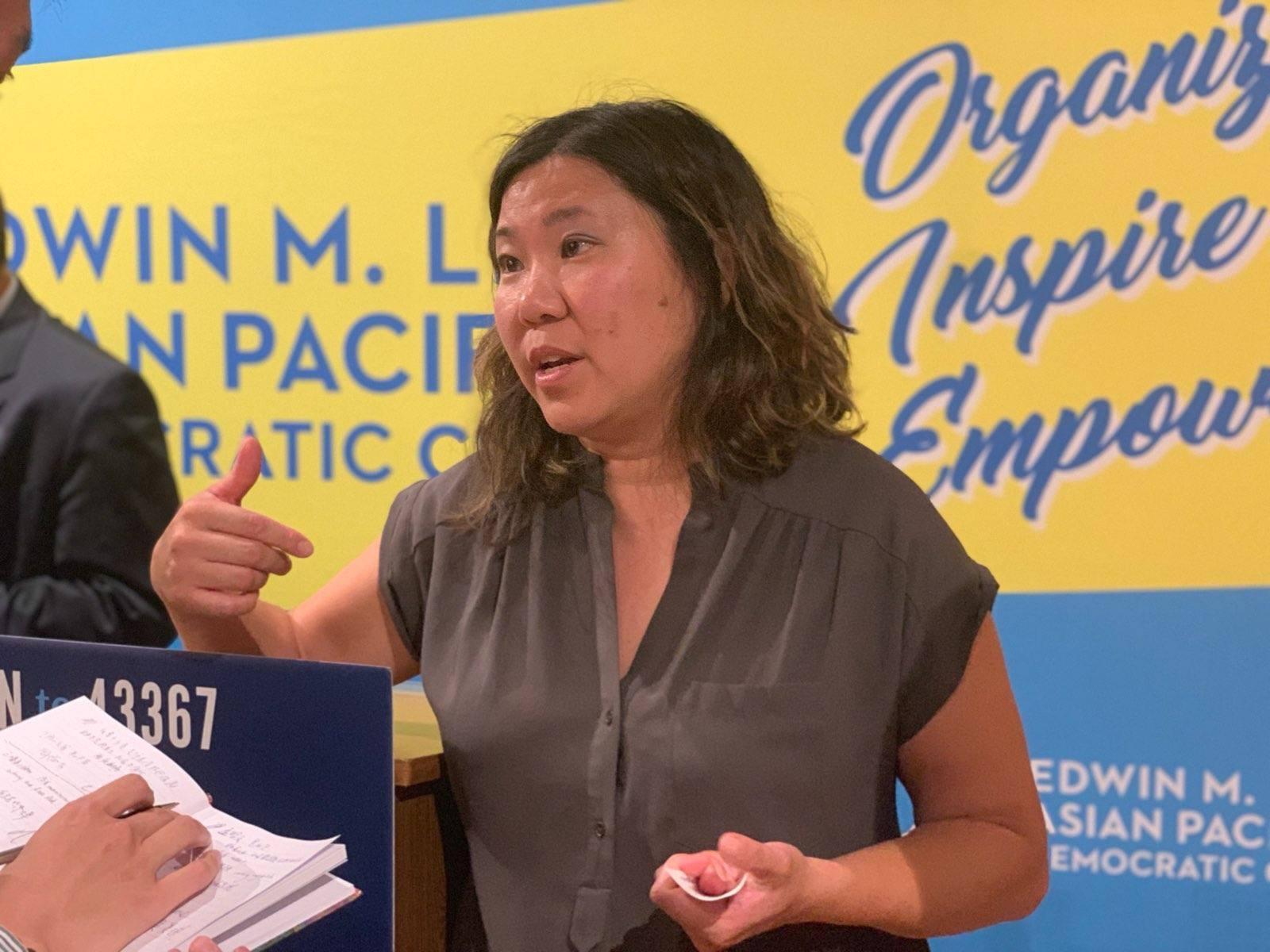 8/25 – Meet Rep. Grace Meng in SF