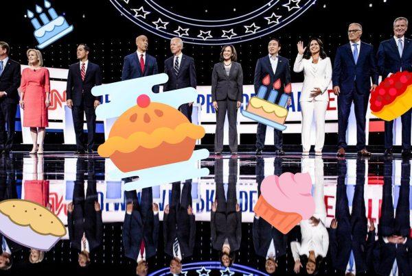 BYOBg Democratic Debate Watch Party