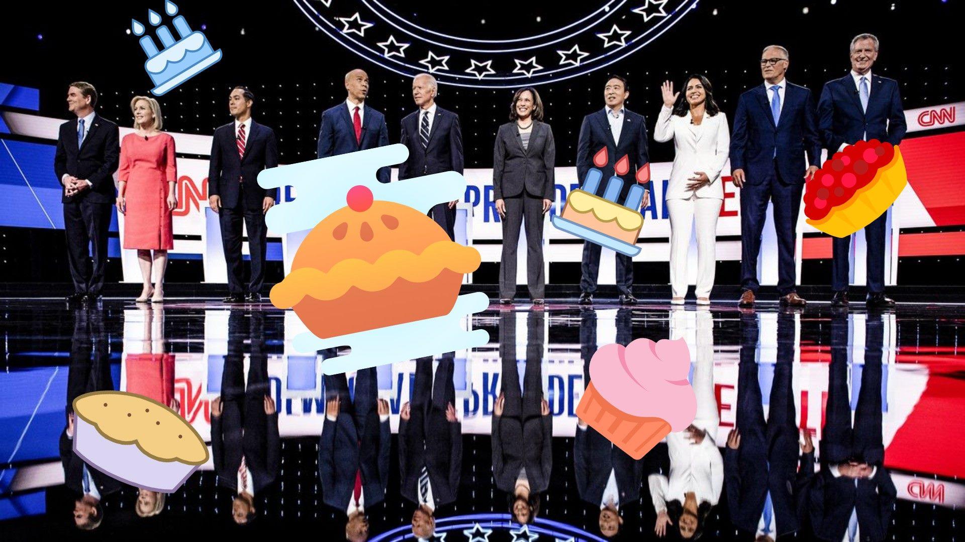 9/12 – BYOBg Democratic Debate Watch Party