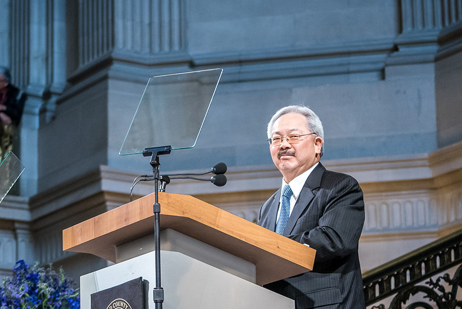 Mayor Lee & the City He Loved