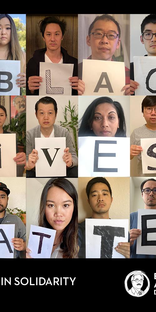 Asian Americans for Black Lives Matter