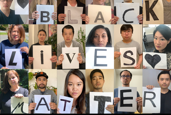 Asian Americans for Black Lives Matter