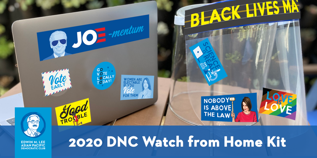 DNC 2020 Watch from Home