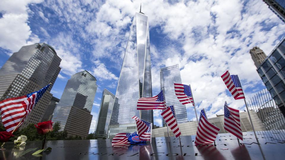 Never Forget the heroes of September 11th