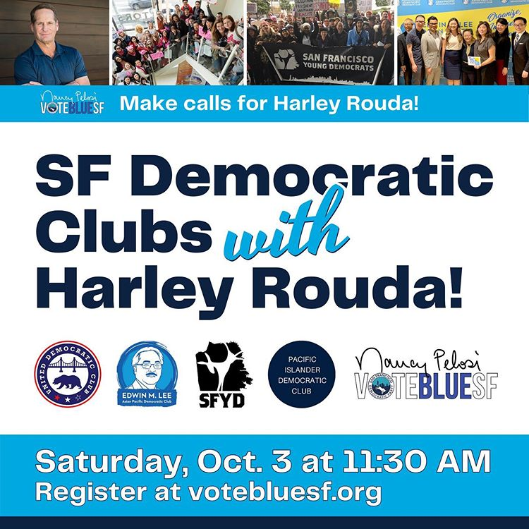 Vote Blue SF