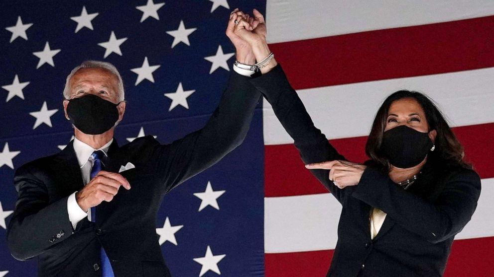San Francisco Congratulates Biden, Harris