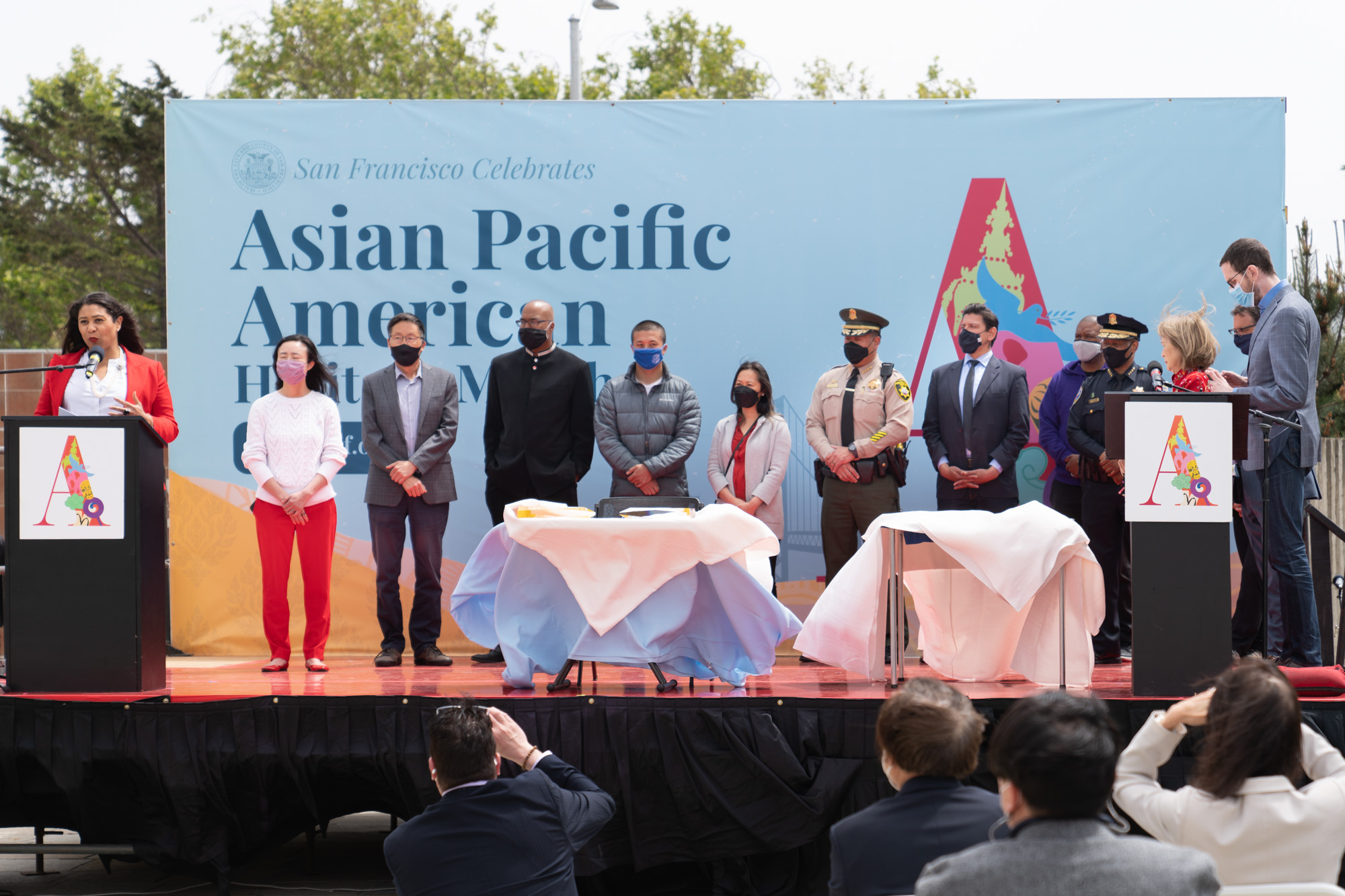 May: SF Celebrates Asian Pacific American Heritage Month