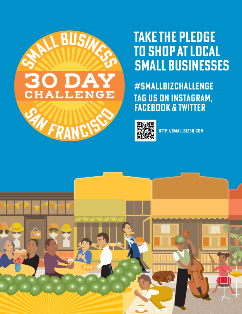 Small Business 30 Day Challenge