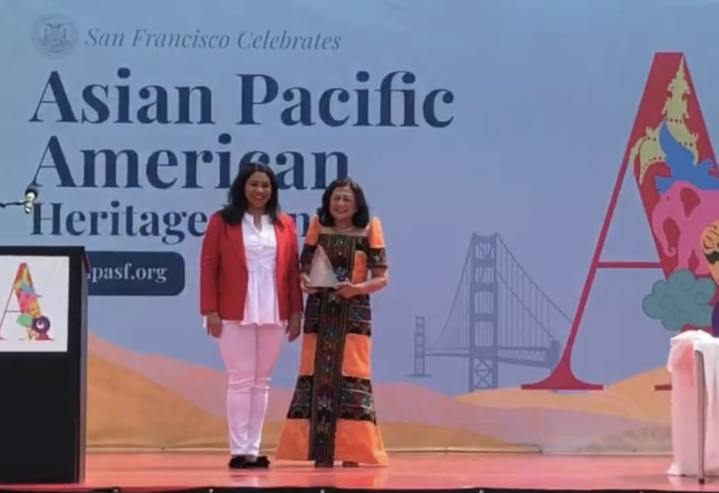 San Francisco – Manila Sister City Committee -  60th Anniversary